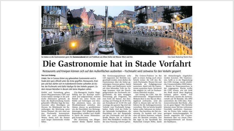 2020 05 27 12 00 00 Stader Tageblatt Seite 13