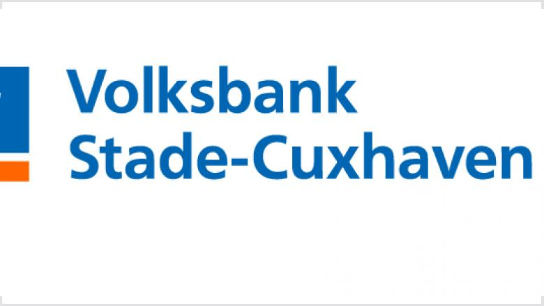 Logo Volksbank Stade Cuxhaven Eg Rgb Zweizeilig Links Pos